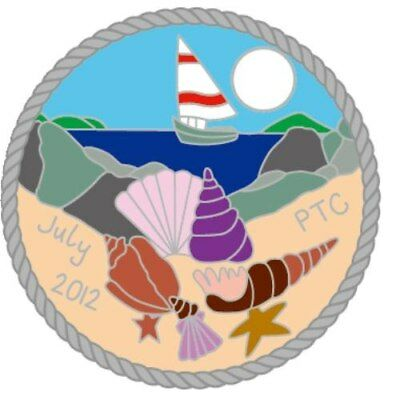 Pathtag Pathtags Geocoin Geocaching  #22748