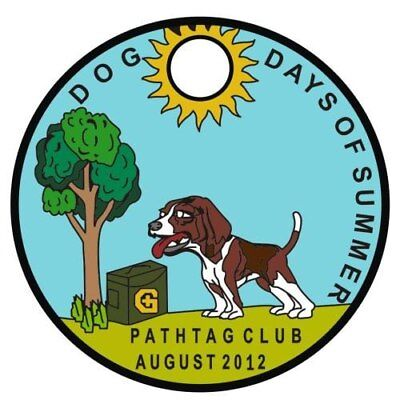 Pathtag Pathtags Geocoin Geocaching  #23081