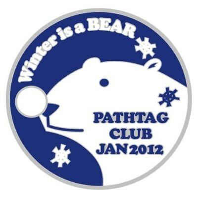 Pathtag Pathtags Geocoin Geocaching  #20262