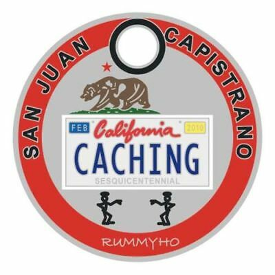 Pathtag Pathtags Geocoin Geocaching  #11673