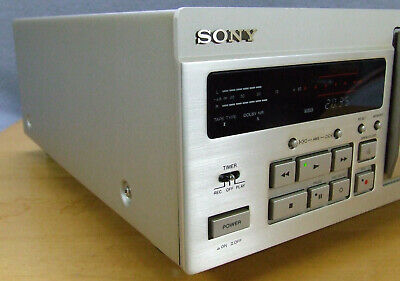 SONY TC-KA6ES, 3-HEAD, DUAL CAPSTAN DIRECT-DRIVE, Dolby S, MINT CONDITION, 220 V