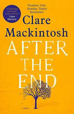 After the End: The most moving book you'll read in 2019, Clare Mackintosh, Very