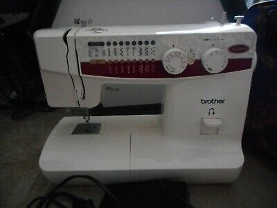Brother XL5011 Sewing Machine With Cover, Instructions Etc