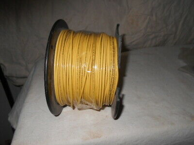 Electrical Wire Spool 14 ga. approx. 400 ft. Plastic stranded