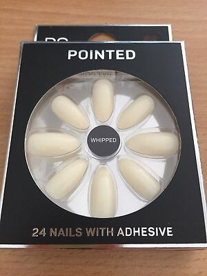 Whipped False Nails