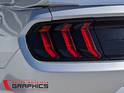 18FM/_CICA 2018-2019 Mustang Center Intake Cover Accent Decals.
