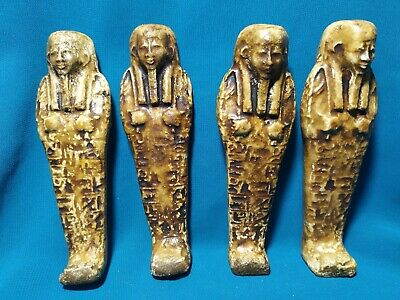 4. The statues of the servants of Ancient Egypt
