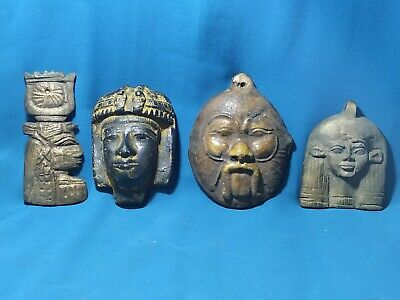 4. Pharaonic amulets are very rare of the ancient Egypt civilization
