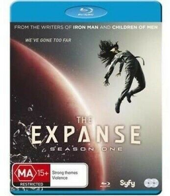 Expanse: Season 1 [New Blu-ray] Australia - Import