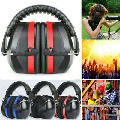 Kids Adults Folding Ear Defenders Noise Reduction Protector Soft for Children UK