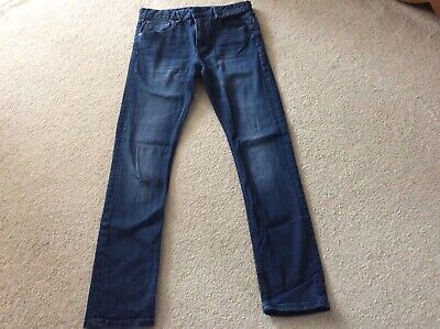 Boy's Skinny Fit Jeans - Age 13-14yrs - H&M - Excellent Condition