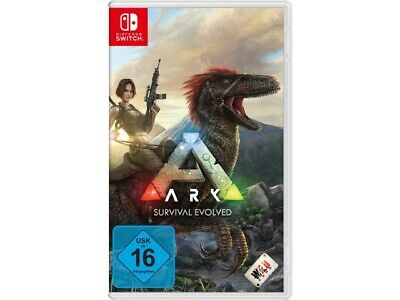 ARK: Survival Evolved [Nintendo Switch] - SEHR GUT