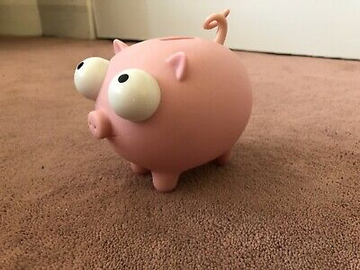 Plastic Pigby NatWest  Collectable