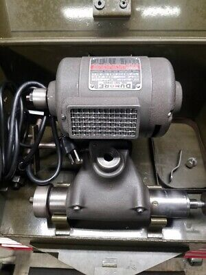 Larger Dumore 1/2 Hp Tool Post Grinder