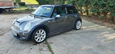 Mini cooper s years mot spares or repair