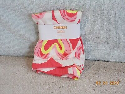 GYMBOREE PLAY BY HEART GERANIUM PINK SOLID BASIC LEGGINGS 4 6 7 8 10 NWT