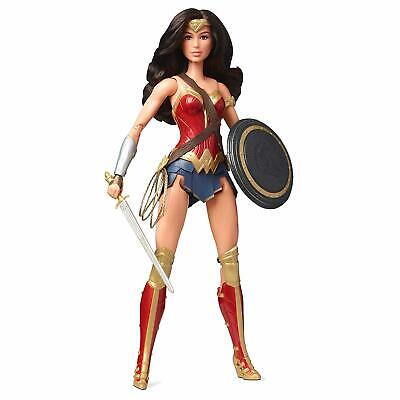 Barbie Signature Justice League Wonder Woman Doll Figure Toy Mattel DEALS