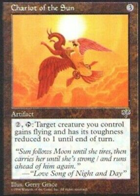 Chariot of the Sun X4 (Mirage) MTG (NM) *CCGHouse* Magic
