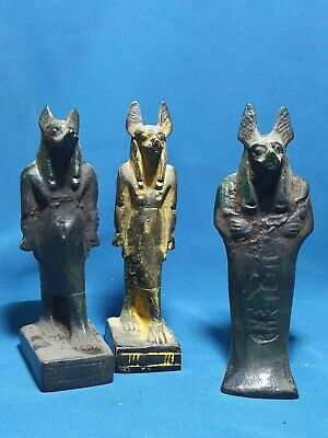 3..  Anubis the dead and the embalming civilization of ancient Egypt