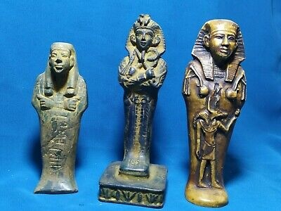3.  The statues of the servants of Ancient Egypt