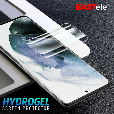 3x EASTele HYDROGEL Screen Protector Film For Samsung Galaxy S20 S20+ Plus Ultra
