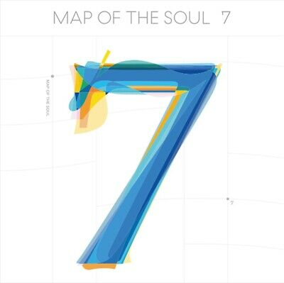 Bts, Map Of The Soul - 7, Cd