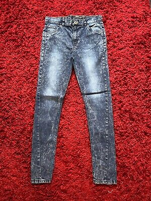 2 Pair Boys Age 15 Skinny Jeans From Very