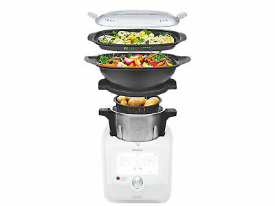 Monsieur Cuisine Connect Multikocher Kochen Mixen WLAN Küchenmaschine SKMC1200