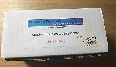 Scopetronix MaxView-L for Leica 77mm Spotting Scopes