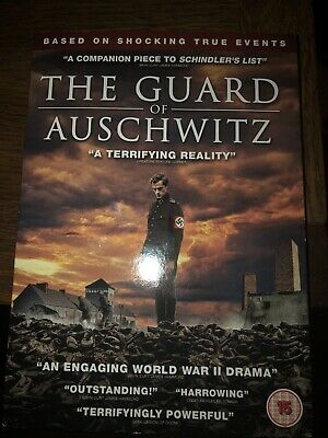 the guard of auschwitz dvd