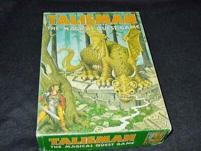 Games Workshop : TALISMAN - The Magical Quest Game (1983 - 1st Edition)