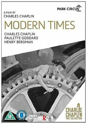 Modern Times (Chaplin Collection) [DVD] [1936] - DVD  COVG The Cheap Fast Free