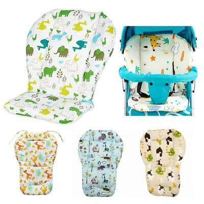 Infant Baby Stroller Pram Pushchair Car Seat Liner Pad Cushion Body Support Mat^