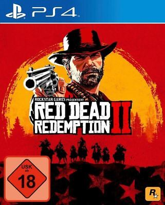 Red Dead Redemption 2 PS4 Gioco