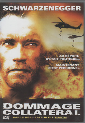 ARNOLD SCHWARZENEGGER PHOTO DOMMAGE COLLATERAL FORMAT 11X15 CM  # 1