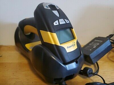 Datalogic PowerScan M8300 Barcode Scanner/Reader w/ Base910mhz PM8300
