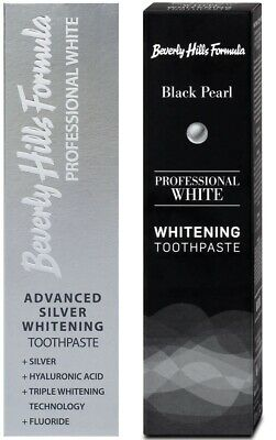 XOC Hemp/Activated Charcoal Stain Removal Cleansing Natural Whitening Toothpaste