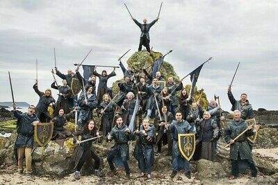 Belfast Game of Thrones Full Day Tour for 2 Voucher - Giant's causeway- RRP £100