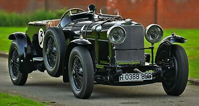 1933 Talbot 105 3 litre Brooklands special