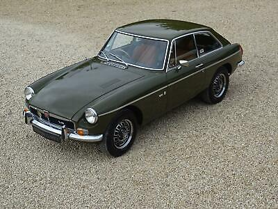 MGB GT V8 – Time Warp Condition
