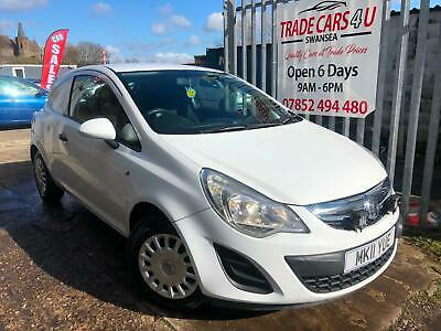 Vauxhall/Opel Corsa van 1.3 cdti 12 months MOT just been serviced Warranty