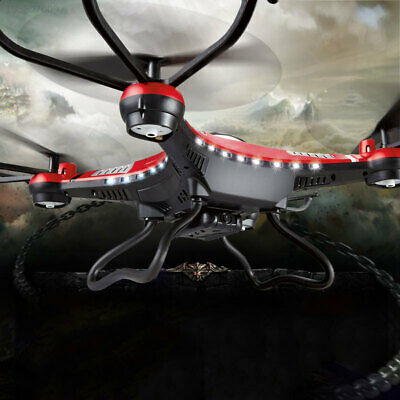 4407 2.4G 4CH 6 Axis Drone Multicopter USB Quadcopter Hover 360 Degree Roll