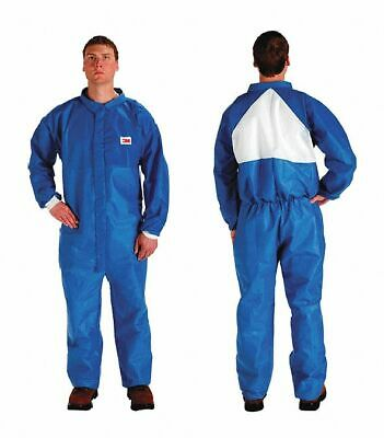 3M 49788 Disposable Protective Coverall Safety Work Wear 4510 Medium 1 Case