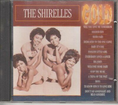 Shirelles, the - The Shirelles - Shirelles, the CD KELN The Cheap Fast Free Post