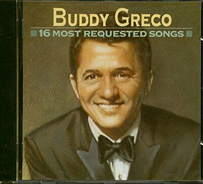 Buddy Greco - 16 Most Requested Songs - Buddy Greco CD SILN The Cheap Fast Free