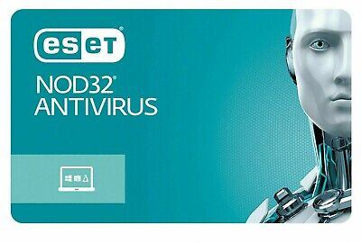 ESET NOD32 Antivirus 2020 v13 License 6 PC - 3 YEARS Global KEY INSTANT DELIVERY