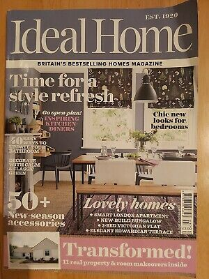 Ideal Home Magazine March 2018