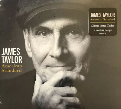 James Taylor - American Standard - Brand New CD - Fast Free Shipping