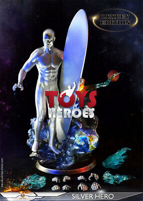 ADD TOYS AD05A SILVER SURFER SILVER HERO LUXURY EDITION Coupon