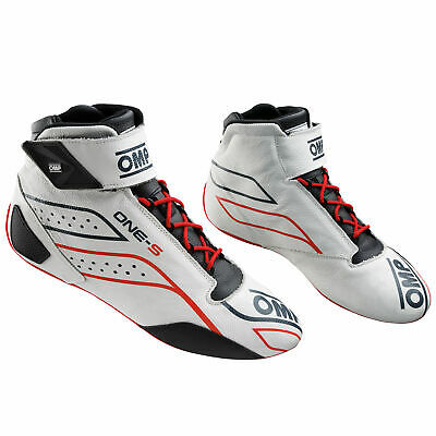 OMP One S Race Boots / Shoes - FIA 8856-2018 Approved